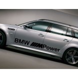 BMW M Power надпис