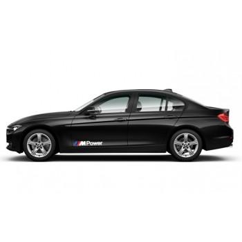 Стикер за BMW M Power