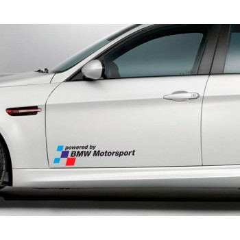 BMW Motorsport с М цветове