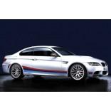 Оригинални стикери за BMW M3