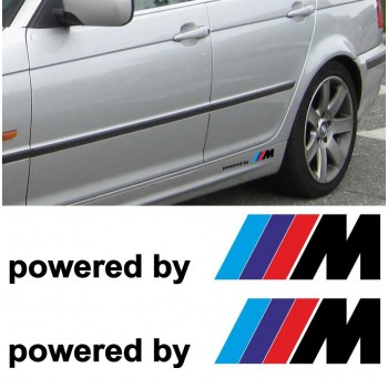 Powered by M