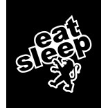 Eat Sleep Peugeot