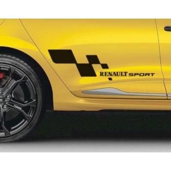 Лого Renault Sport Clio