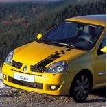 Renault Sport преден капак
