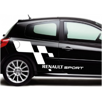 Голямо лого Renault Sport