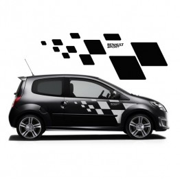 Лого Renault Sport RS