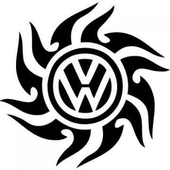Татуировка -  VW