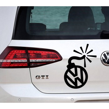 VW бомба