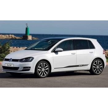 Ленти с надпис GTI за VW