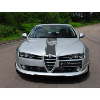 Лента за преден капак на Alfa Romeo