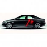 Лого за Alfa Romeo 156