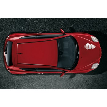 Змия за Alfa Romeo