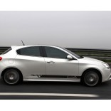 Странични спортни ленти за  Alfa Romeo Giulietta