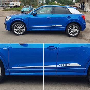 Стикер за Audi Q3