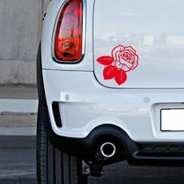 Стикер Роза 1