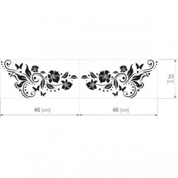 Цветя и пеперуди