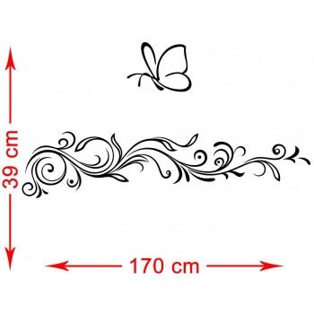 Ленти с цветя