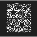 Звезди и абстрактни ленти