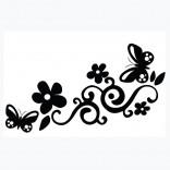 Цветя и пеперуди 3