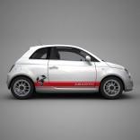 Стикери Fiat 500 Abarth