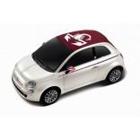 Стикер за покрив на Fiat 500