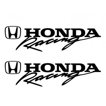 Стикери Honda Racing