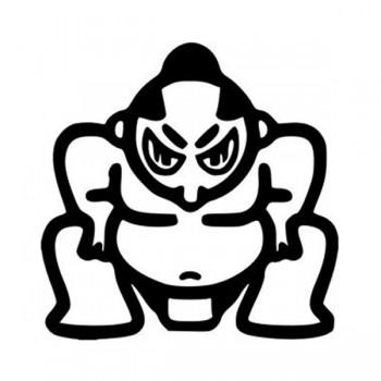 Гладен сумо борец