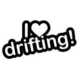 I love drifting
