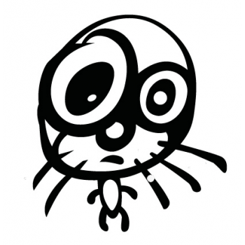 Шокирана котка