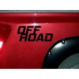 Offroad надпис 10