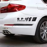 Надпис Sport Edition 3