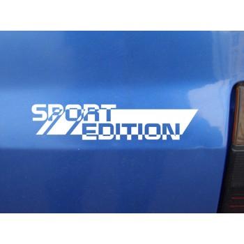 Надпис Sport Edition 2