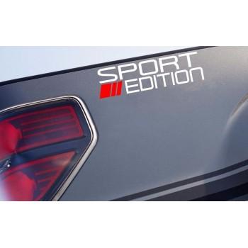 Надпис Sport Edition