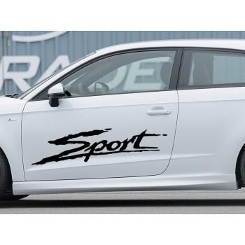 Надпис Спорт