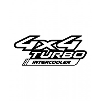 4x4 Turbo Intercooler 2