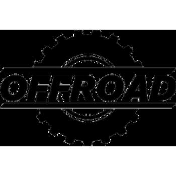 Надпис OffRoad