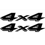 Надпис 4x4