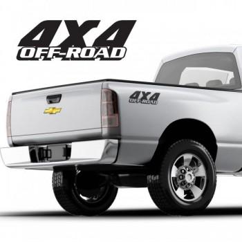 4x4 Offroad надпис