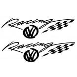 Racing стикери за VW