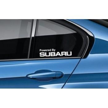 Powered By Subaru