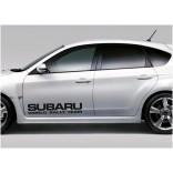 Лого за Subaru WRT