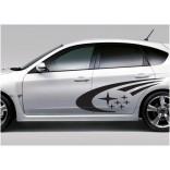 Лого на Subaru Impreza