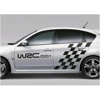 Impreza WRC racing