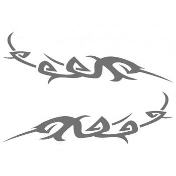 Татуировка - плетеница тип лента 4