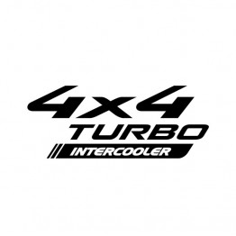 4x4 Turbo Intercooler