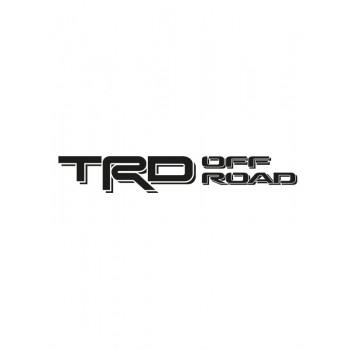 Стикер Toyota Racing Development