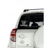 Toyoda - Стикер