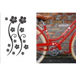 Цветя за велосипед 3
