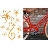Цветя за велосипед 4