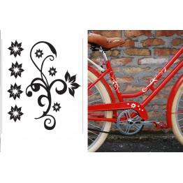 Цветя за велосипед 2